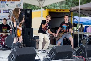 Dino Cappone's School of Rock at ShrimpFest